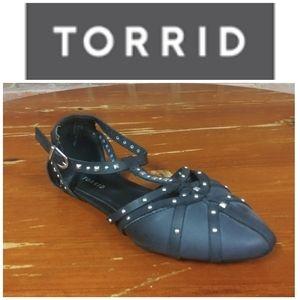 Torrid | Studded Gladiator Style Sandals